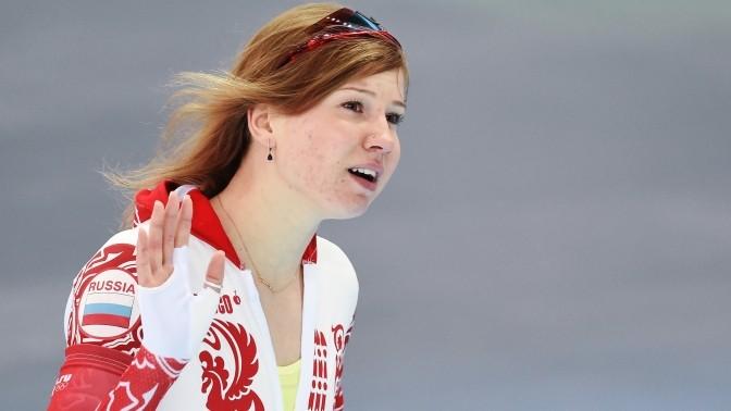 На 12 февраля у Российской сборной - 7 медалей