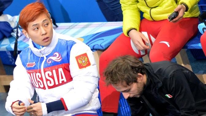 Виктор Ан принёс Российской сборной бронзу