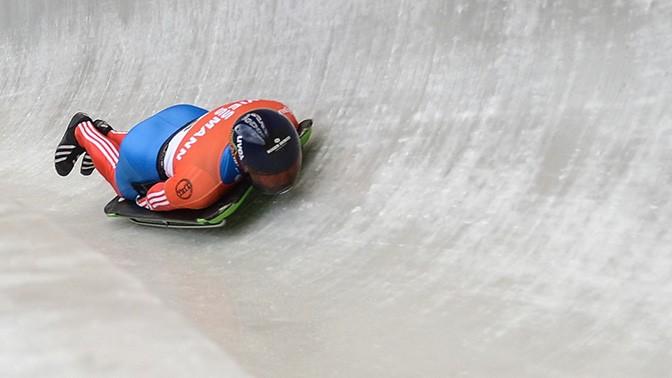 Александр Третьяков завоевал золотую медаль по скелетону