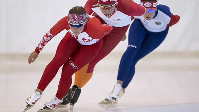 Первая медаль в копилке Российской сборной на Олимпиаде